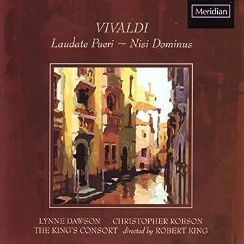 Vivaldi: Laudate Pueri / Nisi Dominus