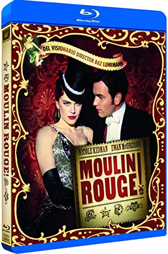 Moulin Rouge Blu-Ray [Blu-ray]...