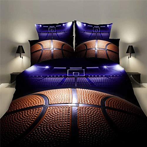Bedclothes-Blanket Juego sabanas de Cama 150,Impresión 3D Conjunto de Tres Piezas de Ropa de Cama de Ropa de Cama, Verano, Invierno.-5_210 * 210cm