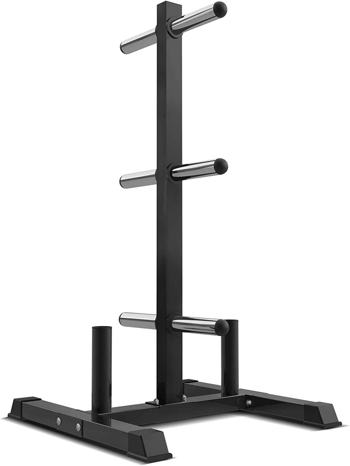 Lifespan Fitness Olympic Weight Tree Stand