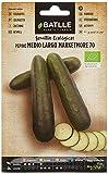 Semillas Ecológicas Hortícolas - Pepino Medio Largo Marketmore 70 - ECO - Batlle