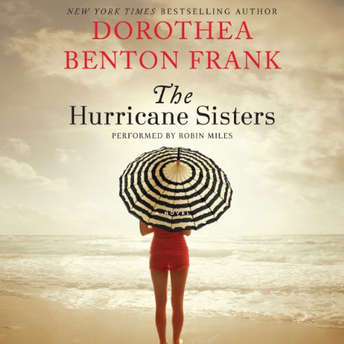 The Hurricane Sisters     A Novel              By:                                                                                                                                 Dorothea Benton Frank                               Narrated by:                                                                                                                                 Robin Miles                      Length: 10 hrs and 26 mins     418 ratings     Overall 4.2