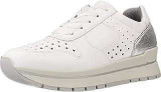 Imac Scarpe da Donna Sneaker Pelle Bianca 168076-1405-001