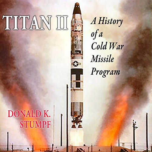 Titan II audiobook cover art