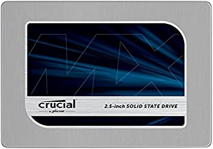 """(OLD MODEL) Crucial MX200 250GB SATA 2.5"""" 7mm (with 9.5mm adapter) Internal Solid State Drive - CT250MX200SSD1"""