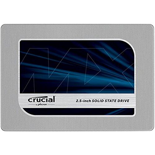 Crucial MX200 250GB Interne Festplatte (SATA, 7mm, 6,4cm (2,5 Zoll), inkl. 9,5mm Adapter)