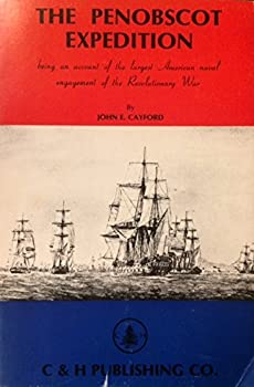 Paperback The Penobscot Expedition Book