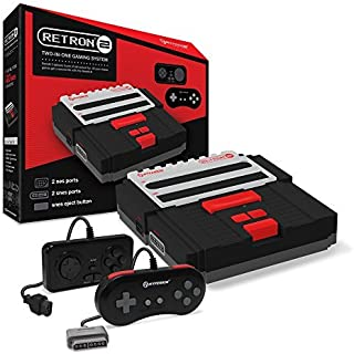 hyperkin retron 2 gaming console for snes nes