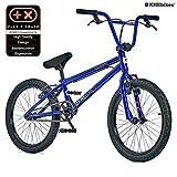 KHE BMX Cosmic Vélo 20' avec Moteur Affix Bleu 11,1 kg