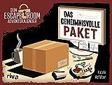 Dein Escape-Room-Adventskalender – Das geheimnisvolle Paket: 24 packende Rätsel in einem Escape-Krimi