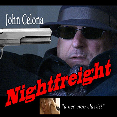 Nightfreight audiobook cover art