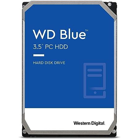 """Western Digital 3TB WD Blue PC Hard Drive HDD - 5400 RPM, SATA 6 Gb/s, 64 MB Cache, 3.5"""" - WD30EZRZ"""