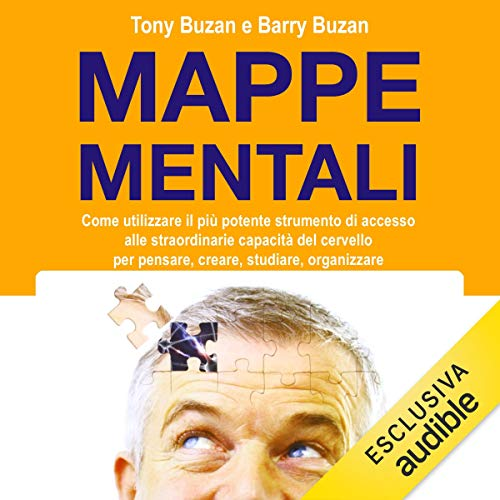 Mappe mentali audiobook cover art