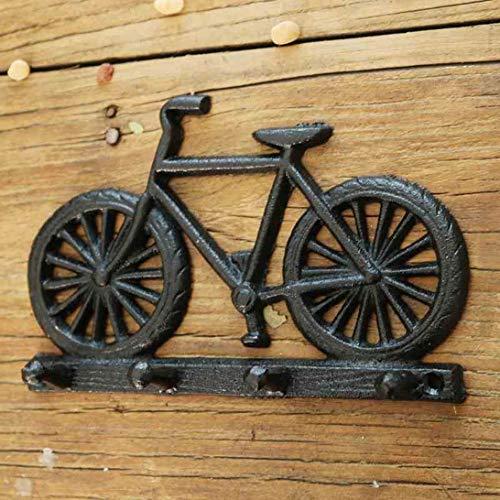 ZYF und Europäischer Retro-Fahrrad-Haken, Rural, Amerikanisches Design, Wanddekoration, Fahrrad