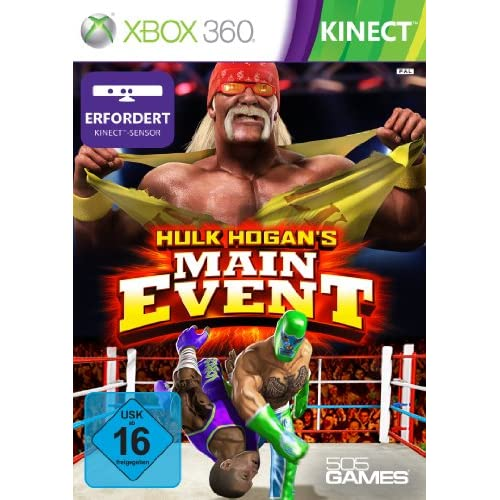 Hulk Hogan's Main Event Kinect [Edizione: Germania]