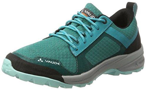 VAUDE Damen Women's TVL Active Trekking-& Wanderhalbschuhe, türkis (Reef), 40.5 EU