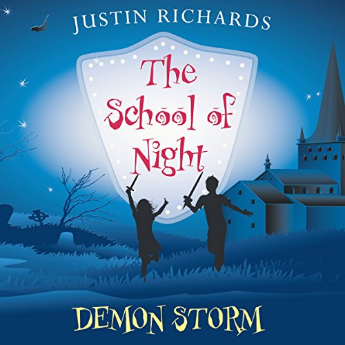 The School of Night: Demon Storm  Audiolibri