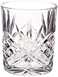 Famous Godinger quality and value. Set of 12 double old fashion glasses. Dublin is one of the most famous crystal patterns available today. These heavy weight crystal glasses make a wonderful wedding or house-warming gift. The double old fashions are...