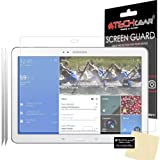 TECHGEAR [2 Pack] Protection Écran pour Galaxy Tab Pro 10.1, Film de Protection Écran Anti...