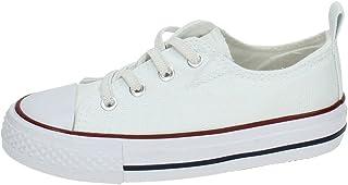 e822837c Amazon.es: Lona - Zapatillas / Zapatos para niña: Zapatos y complementos