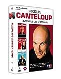 Canteloup, Nicolas-Coffret-L'intégrale des Spectacles