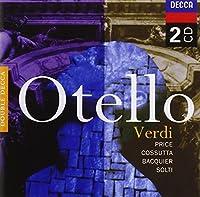 Otello Verdi by COSSUTTA / PRICE / BACQUIER / VIENNA PHIL ORCH / SOLTI (2008-09-16)