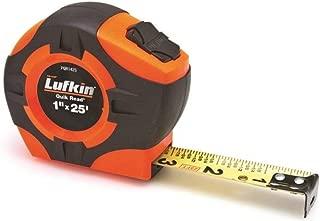 Lufkin AL725 1-Inch x 25-Inch Auto-Lock Power Return Tape Measure Cooper Hand Tools AV-AL725
