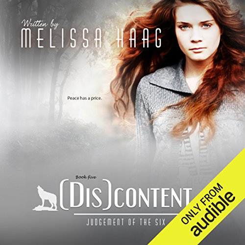 (Dis)content  audiobook cover art
