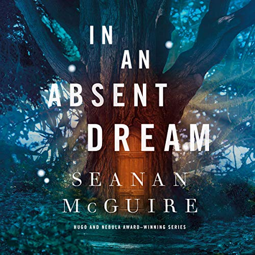 In an Absent Dream audiobook cover art