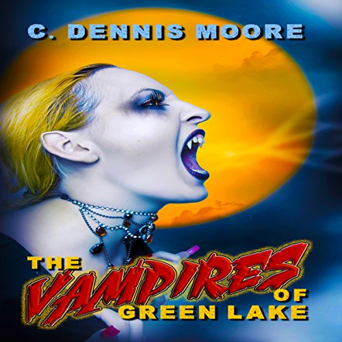 The Vampires of Green Lake audiobook cover art