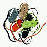 8-Natur Premium Set bunt elastisches Gummiband nähen 10mm in 6 Farben   Kurzwaren Gummilitze schmal   Elastic Band nähen