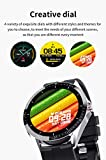 Immagine 2 ieverda smartwatch orologio fitness uomo