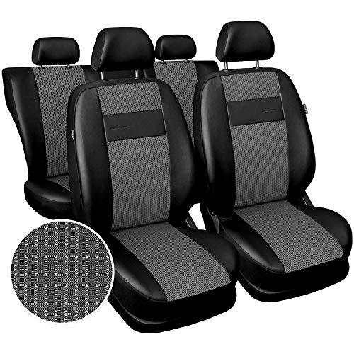 GSC Sitzbezüge Universal Schonbezüge kompatibel mit Audi A4 B5