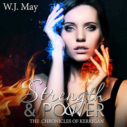 Strength & Power audiobook cover art
