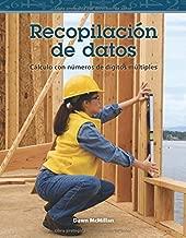 Recopilacion de Datos: Level 3 (Mathematics Readers)