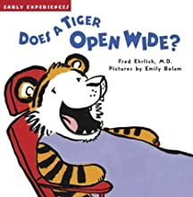 Does a Tiger Open Wide?