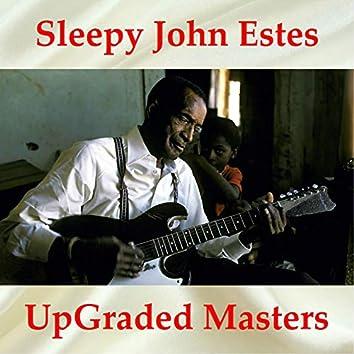 Sleepy John Estes UpGraded Masters (All Tracks Remastered)