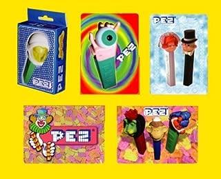 Set of 5 Mini Pez Puzzles