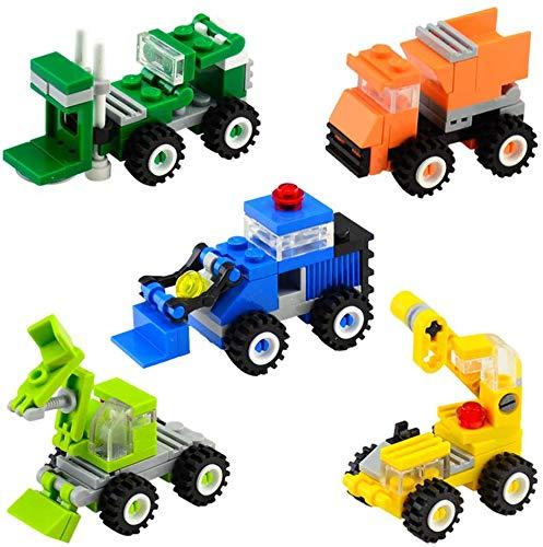 5 piezas de bricolaje Tecnología coche de juguete mini coche de juguete,...