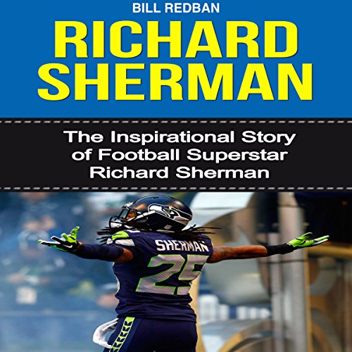 Richard Sherman cover art