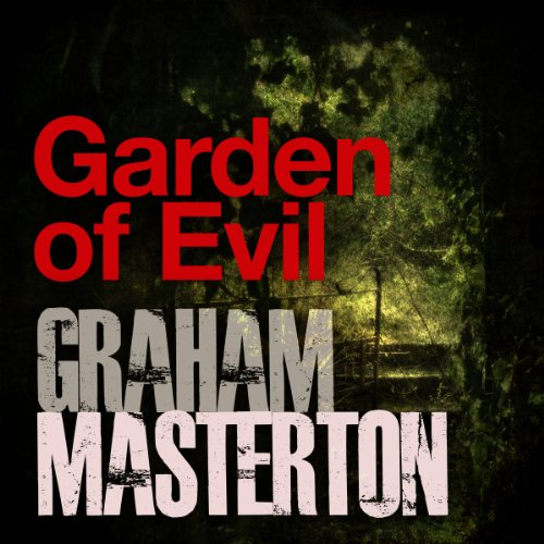 Garden of Evil audiobook cover art