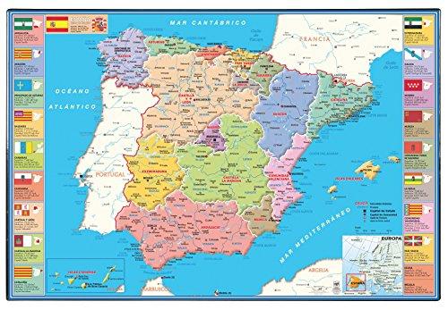 Viquel 944453 - Vade Mapa de España