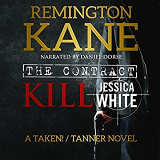 The Contract - Kill Jessica White audiobook cover art