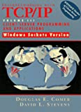 Internetworking with TCP/IP Vol. III Client-Server Programming and Applications-Windows Sockets Version (Internetworking for Windows Sockets Vol. 3)
