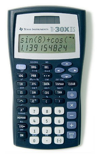 TEXAS INSTRUMENTS Texas Instruments 30 X II Bild