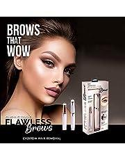 Flawless Brows Kaş Bıyık Tüy Epilasyon Aleti