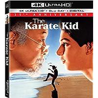 The Karate Kid Anniversary 4k/Br/W-Digital (Blu-ray)
