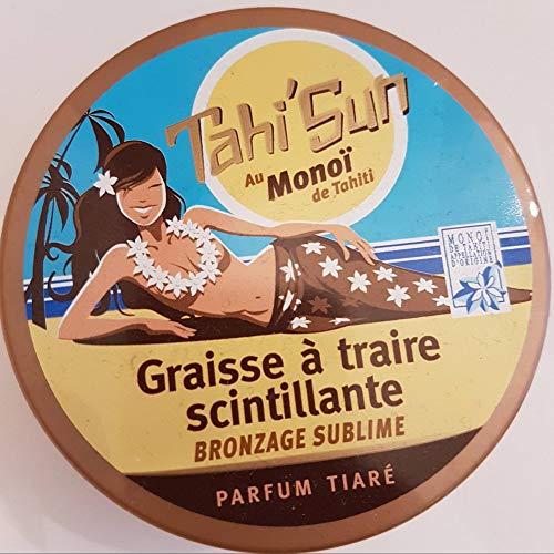 Graisse à Traire Scintillante Bronzage Sublime Parfum Tiaré Tahi'Sun