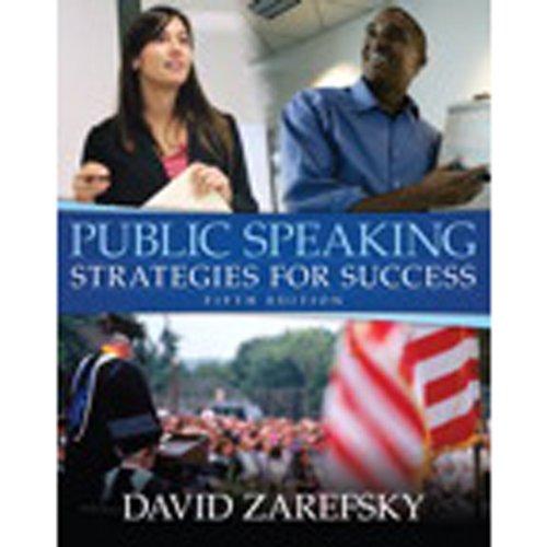 VangoNotes for Public Speaking audiobook cover art