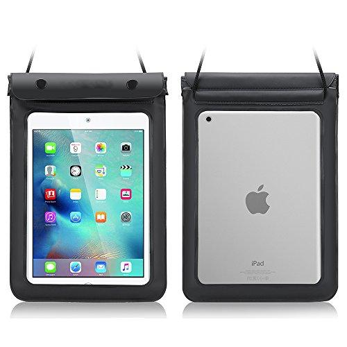 Cecety TM Wasserdichte Tasche für Tablets, für Samsung Tab S2 / 8 Zoll Galaxy Tab E / 17,8 cm Tab E / 17,8 cm Galaxy Tab A / 20,3 cm Galaxy Tab A/LG G Pad X II 8.0 / G Pad F2 8.0